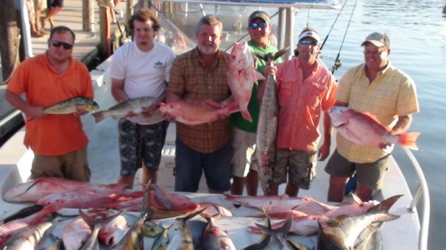 Fishing reports grand isle venice la redfish for Fishing charters grand isle la