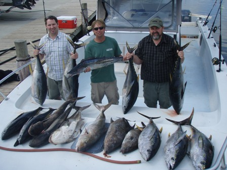 Tuna fishing grand isle louisiana may 09 fishing for Fishing charters grand isle la