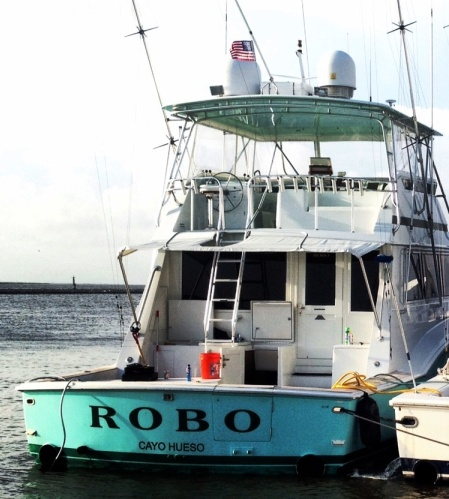 60 FT - Hatteras Sport Fisher